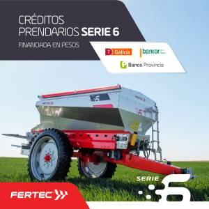 Fertec, nuevamente líder en ventas de fertilizadoras en Argentina.