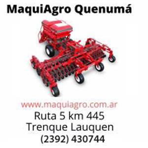 MaquiAgro Quenuma