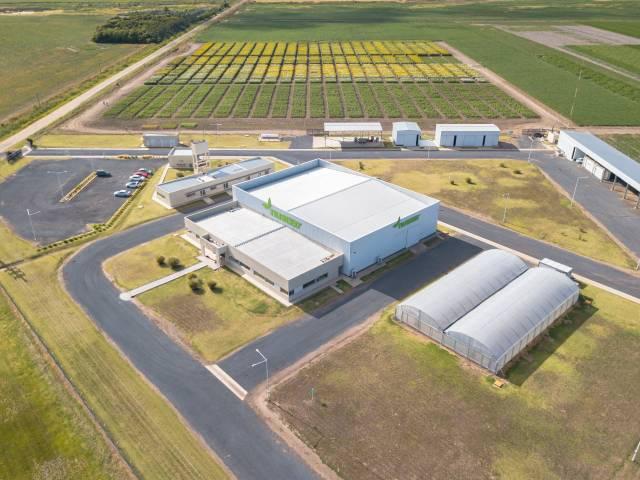 Se puso en marcha el Centro de Innovación Nuseed en Venado Tuerto