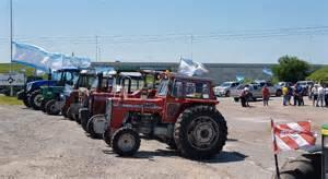 Productores cordobeses organizan un nuevo tractorazo