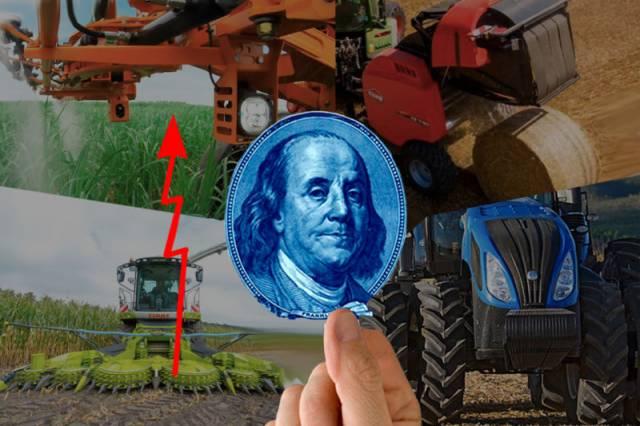 """La escalada del dólar """"blue"""" alienta la compra de maquinaria"""