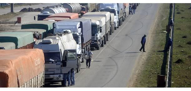 Continúa el Paro de transportistas y se amplía el impacto negativo en la región BCP