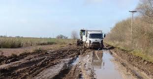 De no creer. Comienzan obras en caminos rurales de la Provincia