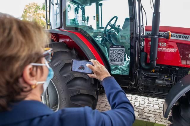 En 2021 en Brasil, se implementara un registro único de maquinaria agrícola para facilitar el transito