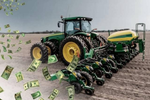 ¿A qué dólar se vende la maquinaria?