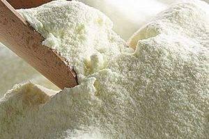Las exportaciones de leche en polvo crecieron casi 70%
