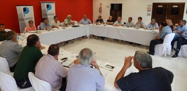 Nucleamiento Empresarial: Reunión en 9 de Julio