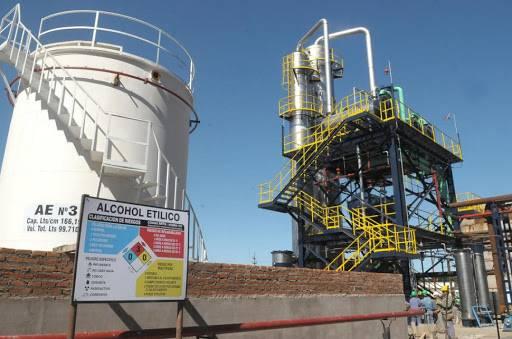 Celebran la recuperación del precio para el bioetanol