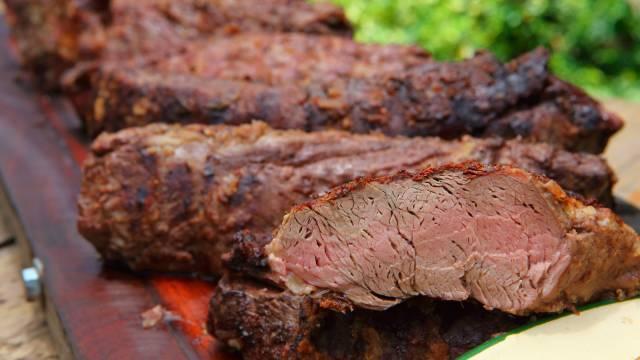 Sube la carne, el lujo del asado